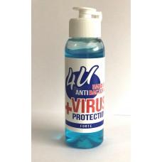 4U Virus Protection dezinfekčný gél na ruky s antibakteriálnym účinkom 100ml