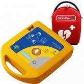 Automatický externý defibrilátor (AED) SaverOne