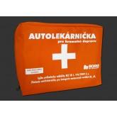 Autolekárnička pre hromadnú dopravu MZ SR č.143/2009