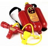 Detský hasiaci prístroj na chrbát