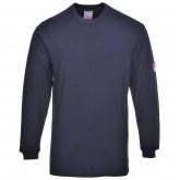 PORTWEST FR11 - Nehorľavé antistatické tričko s dlhým rukávom