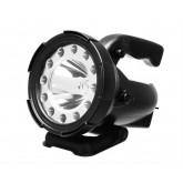 Ručné svietidlo nabíjateľné LED