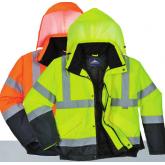 PORTWEST S266 - Hi-Vis dvojfarebná bunda