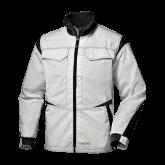 SIR SAFETY 31103W INDUSTRIAL RIPSTOP WHITE - pracovná bunda
