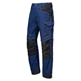 SIR SAFETY 31104B INDUSTRIAL RIPSTOP BLUE  - pracovné nohavice