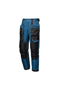 SIR SAFETY HEAVY CANVAS PETROLEUM BLUE 31114P - pracovné nohavice