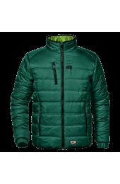 SIR SAFETY 34146 PATROL zelená - Pracovná bunda zimná