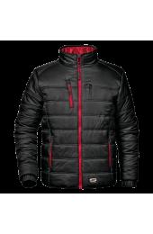 SIR SAFETY 34148 PATROL čierna - Pracovná bunda zimná