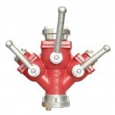 Rozdeľovač C-DCD s guľovými ventilmi