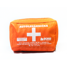 Autolekárnička MZ SR č.143/2009 (textilná)