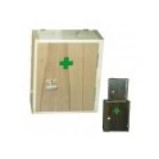 Lekárnička bez náplne - drevená skrinka