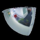 VIALUX 1060 Hemisférické zrkadlo pre dohľad (1/8 sféry), 660mm