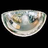 VIALUX 1960 Bezpečnostné hemisférické zrkadlo PMMA, 660mm