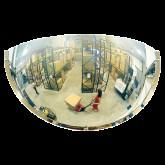 VIALUX 51-114 Bezpečnostné hemisférické zrkadlo Polymir, 1150mm