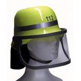 Detská hasičská prilba 112