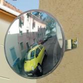 VIALUX 103ESP Zrkadlá pre súkromné výjazdy, 300mm