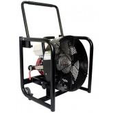 Pretlakový ventilátor PH-VP450