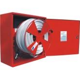 Hydranty s hadicou D19 -20bm - plná dvierka - prúdnica ekv.6